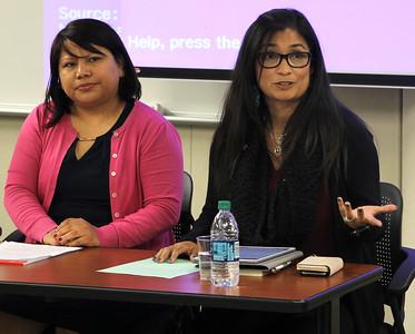 2019: Latina Leadership Panel
