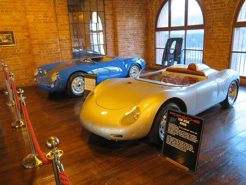Saturday August 4th, Visit Linfox Car Collection. I-bTf8p2t-L