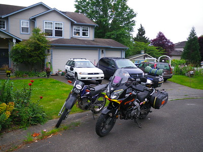 4th of July Ride to Palouse Falls and more!