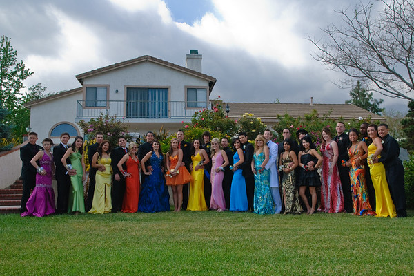 Alta Loma Prom Night