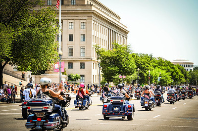 Rolling Thunder in DC