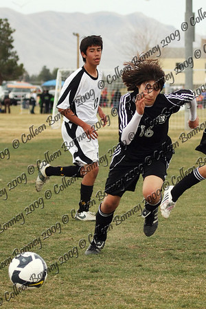 Michael - Redlands United AYSO BU-14 spring select