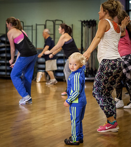 Zumba with Louis - Oct 2016
