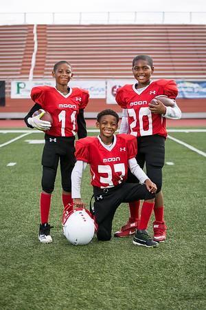 Moon  Little Tigers Football  2020