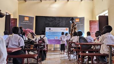 Education in emergencies - Fashoda school