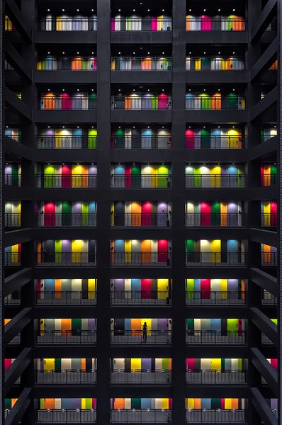 House of a Thousand Colours