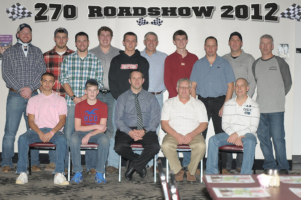 270 RoadShow Banquet 2012