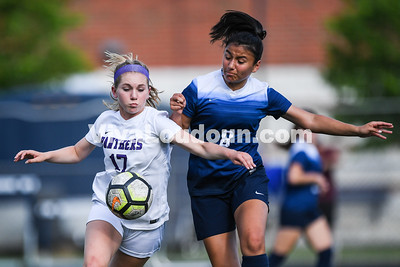 Girls Soccer Regional Semifinals; Potomac Falls vs Stone Bridge 5.29.2019 (by Mike Walgren)