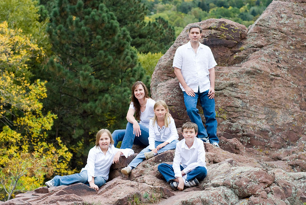 Merta Family Portrait Proofs