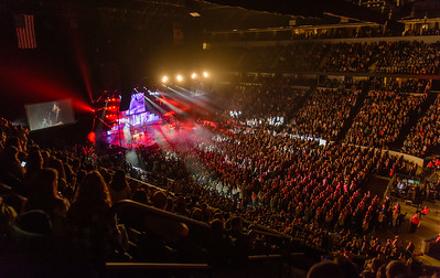 Chris Young, Kane Brown, & LANco @ Sears Centre 1.20.18