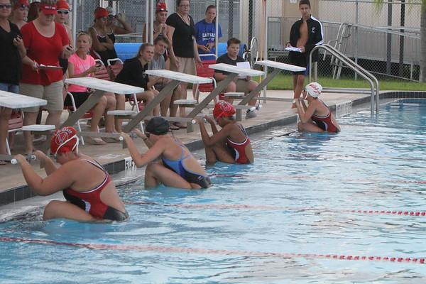 NE vs E Lake Swimming JV & V 9-6-17