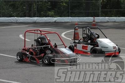 7/23 Go Karts sponsored by Around the Clock Auto