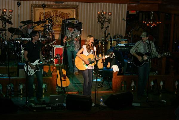 Cheyenne -Darryl Worley concert