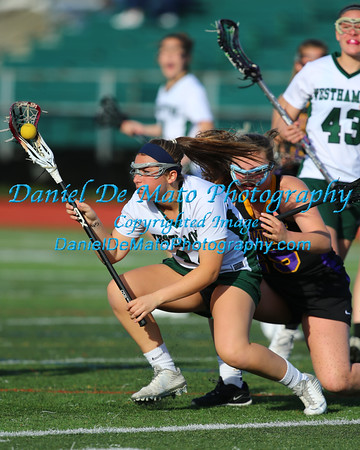 2016 Girls High School Lacrosse