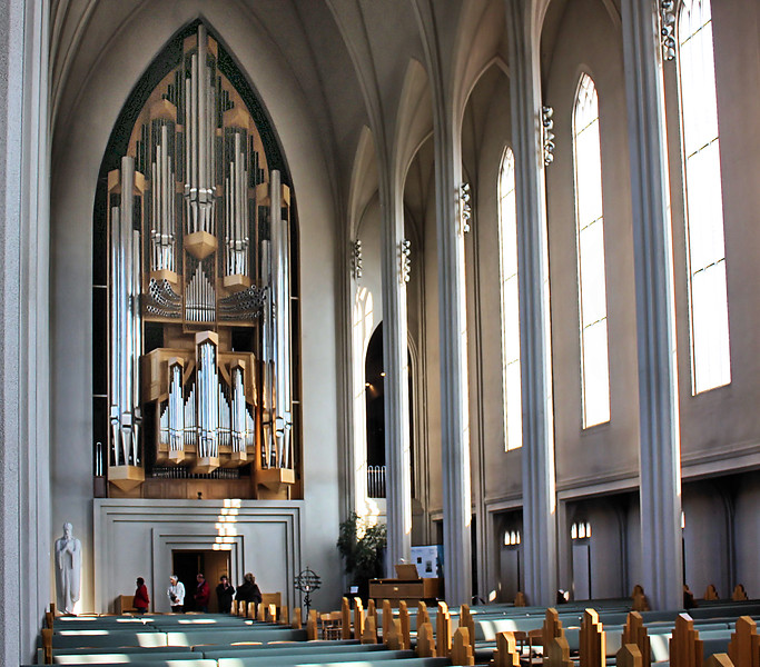 Hallgrim's Cathedral