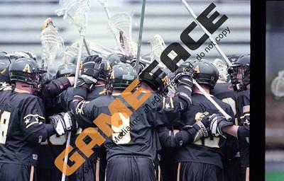 2000-2001 Men's Lacrosse