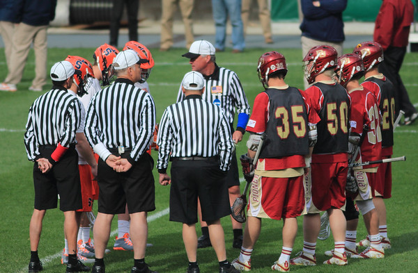 Div 1 Semi-Final Game #2 Syracuse vs Denver