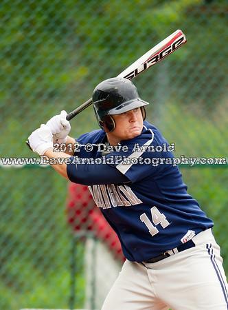 6/5/2012 - Varsity Baseball - MIAA D1 South First Round - Framingham vs BC High