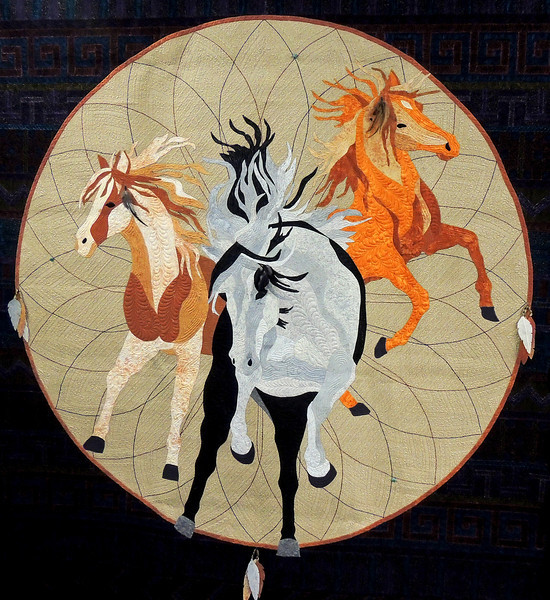 I Dream of Wild Horses by Kristine Vierra, Honorable Mention