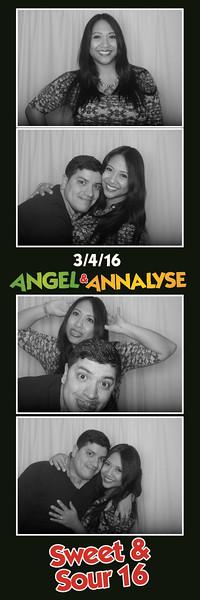 Angel & Annalyse Sweet & Sour 16