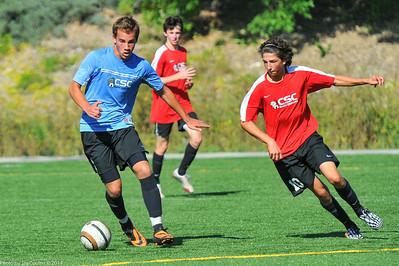 CSC Boys (U17) at Crusaders Cup 8:00 7-5-2014