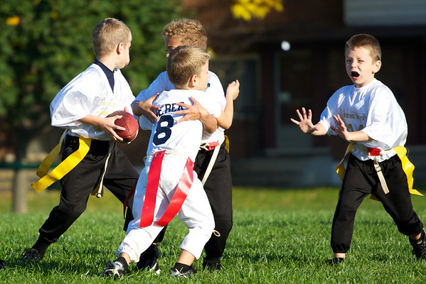 Fighting Scots - Flag Football 2011