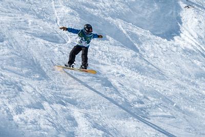 U14 Boys Snowboarding
