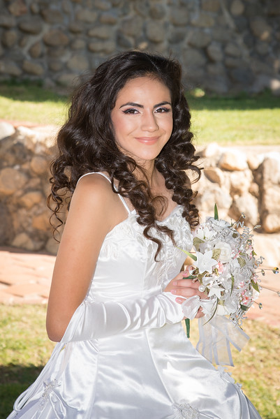 Jennifer Avalos Quinceanera
