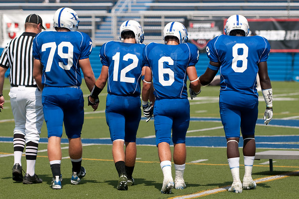 St. Xavier Football 2010