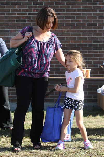 Billerica schools Food Market 092415