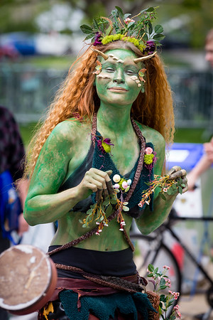 St. Louis Earth Day Festival 2014 pictures Green Earth Girl