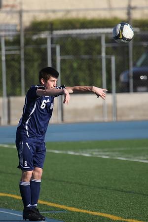 ND Soccer Varsity Loyola
