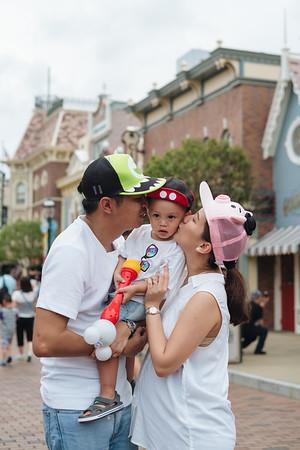 Happy Birthday Mom! Disneyland Surprise