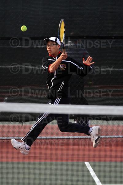 RM Boys Tennis 2013