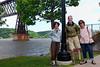 2015-06-06 Hudson River Bridge River Walk V(71) Martha Tony (Dad) Kathy