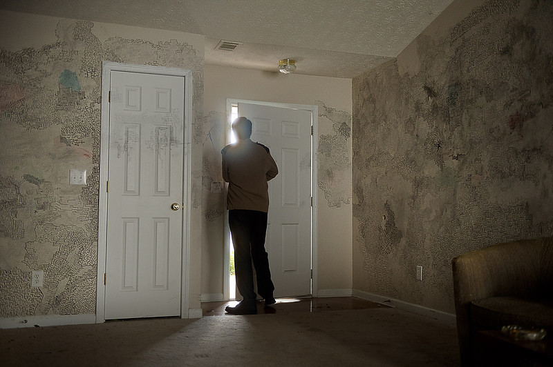 . David Dastmalchian as Bob Taylor in \'Prisoners.\' (Wilson Webb/Warner Bros. Pictures)