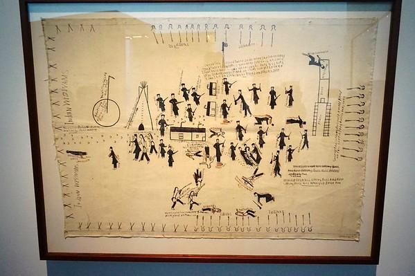 Nelson-Atkins Native American Exhibit