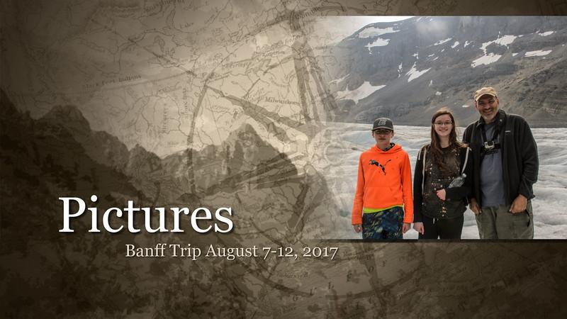 August 2017 - Banff