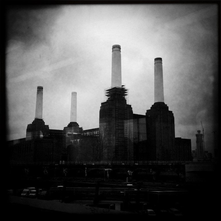 . A general view of Battersea Power Station on May 3, 2012 in London, England. Shot in April 2012 ahead of the London 2012 Olympics.  (Photo by Vittorio Zunino Celotto/Getty Images)