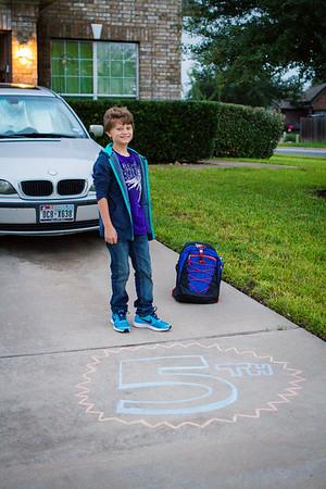 Jonah - 5th Grade