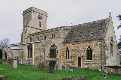 Lower Heyford (1 Church)