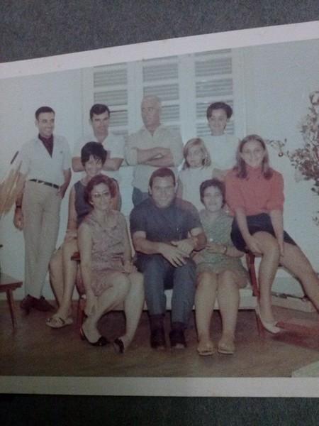 Natal _ Familia Sebastiao Vaz, casal Trindade