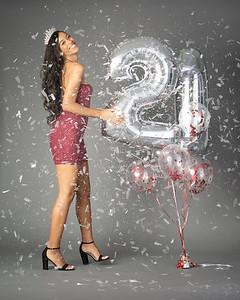 Omega's  21st