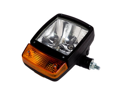 MANITOU RH HEADLIGHT WITH INDICATOR 206276-YSAG