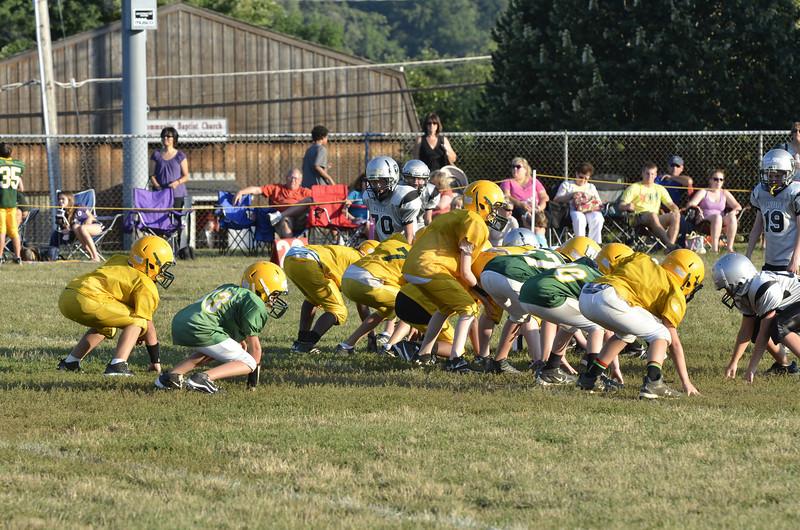Wildcats vs Raiders Scrimmage 092.JPG