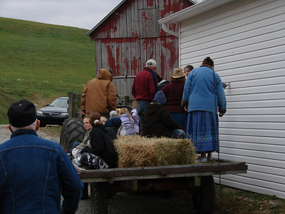"PABC"" Annual Hayride ""2007"