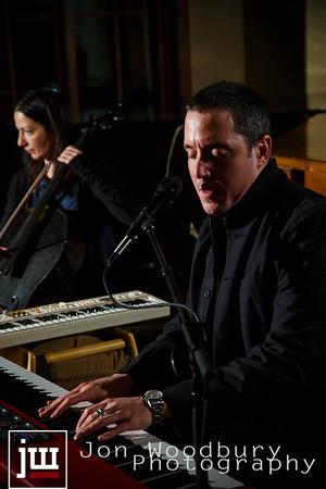 Jon Regen & Julia Kent - Sat Jan 19 - Hotel Park City
