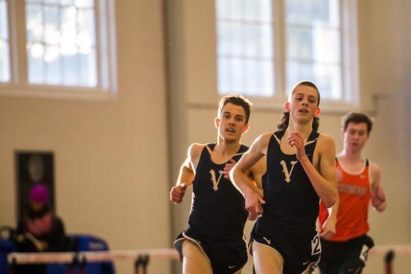 Indoor Track VISAA State Championship