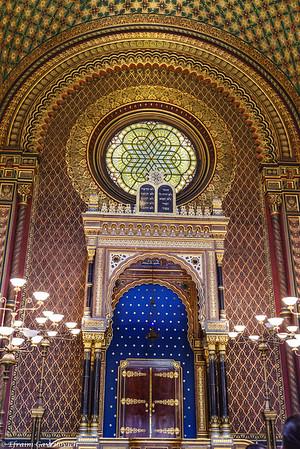 Prague - Spanish Sinagogue