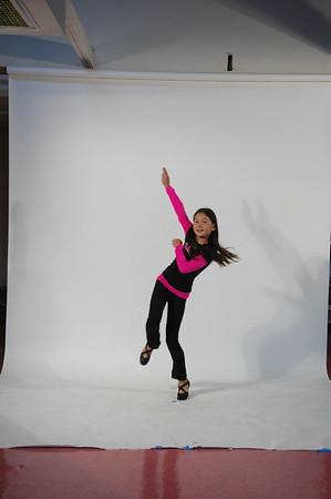 2007-08-20 Dance studio shoot